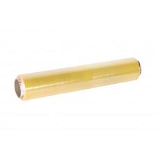 Пленка пищевая ПЭ (6,7мкм) 450ммх200м жёлтая Десногор 10шт/кор
