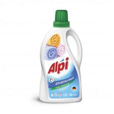 134157 ALPI Концентрат жидкий для стирки цветного белья 1,5л