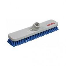 145884 (100829) Жесткая чистящая щетка с коротким ворсом синий 30 см