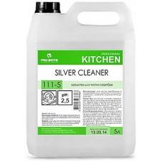 111-1 SILVER CLEANER Средство для чистки серебра от окислов и потускнений. 1л