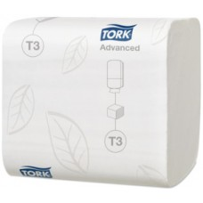 114271-60 Tork листовая туалетная бумага мягкая 2сл. 242 л. 36 пач.