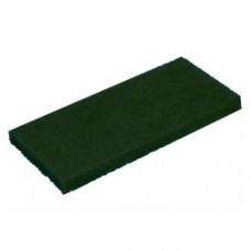 114908/114897 Ручной Супер-пад 20мм прямоугольный зеленый 26х12 см