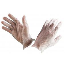 Перчатки виниловые неопудр, АВИОРА M, 10х100шт (10)