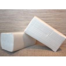 Полотенца бумажные ALMAX Professional V-сл бел. 2-сл