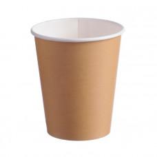 Бумажный стакан Виридо 250мл диам.80мм ГН Крафт (20уп*50шт) 1000