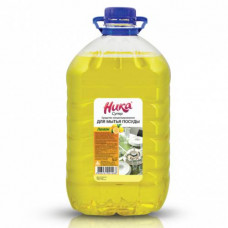 НИКА-СУПЕР средство для посуды концентрат Лимон 5кг (4шт/уп)