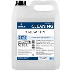 187-5 KARINA (KARINA Sept) Жидкое бактерицидное мыло с экстрактами трав 5л.