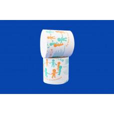 Туалетная бумага (40уп) Социальная 40 маленькая