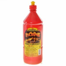 Жидкость для розжига Костерок 1л.