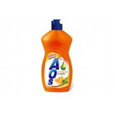 БХ средство для посуды СОРТИ Апельсин и Мята 450мл (20шт/кор) Нэфис
