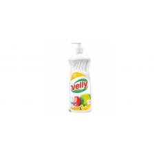 125427 VELLY Лимон Средство для мытья посуды 1000мл