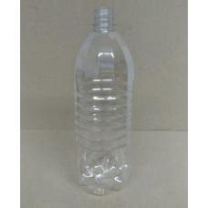 Бутылка ПЭТ 1,0л. (100шт)+колпачок 28мм