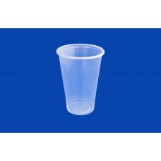 330 мл Стакан Стандарт Пластик прозр (30уп*100шт) (3000)