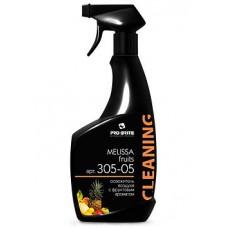 305-05 R MELISSA. Fruits Жидкий освежитель воздуха с ароматом фруктов 0,5л