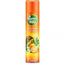 Освежитель воздуха Sunny Day 300мл, 12шт*кор, в ассортименте