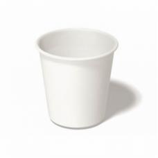 Бумажный стакан 185мл-205мл Виридо ГН Белый d -73 мм 60шт/уп (25уп./кор.) 1500шт.