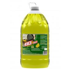 Средство для мытья посуды «ФЭНСИ-БЛЕСК»  лимон, яблоко 5 кг.