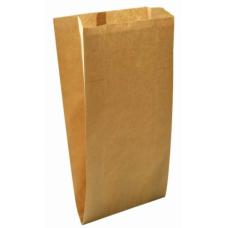 Пакет бумажный 110*50*610мм с V-образным дном ОДП 40 г/м2 (1000шт)