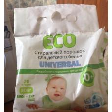 Стиральный порошок «ЗАЯ» д/детского белья универсальный 2,4 кг. 5шт/уп.