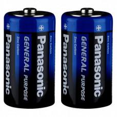 Батарейка PANASONIC R20 (24шт)
