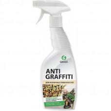 117107 Antigraffiti 0,6л. Средство для удаления нефтепродуктов, смол, битумных пятен, резины и др.