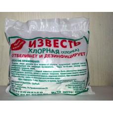 Хлорная известь 400 гр. (40шт/кор.)