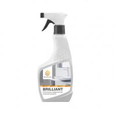 В0.5 Brilliant Средство для очистки поверхностей в ванной комнате (триггер) 0,5л. (24/уп)