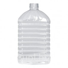 Бутылка ПЭТ 5л. прямая (20шт)+колпачок 48мм