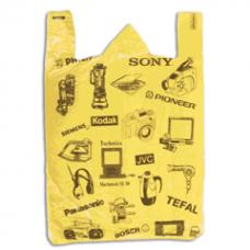 Пакет Электроника желтый 45+17х70 19мк