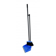 60384 Щетка для пола с совком (Ленивка) Чистый пол MasterHouse