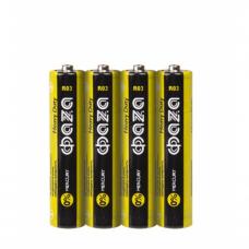 Батарейка ФАЗА AAА/R03 Heavy Duty 4S (60шт)