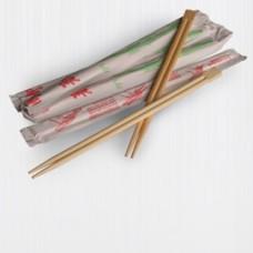 Палочки для еды в индивид. бумажной упак. 23см КонтинентПак