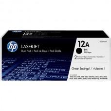 Картридж HP 12A Q2612A для принтеров HP LaserJet (12А)