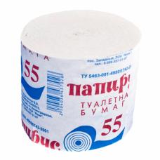 Туалетная бумага (48уп) Папирус Лайт