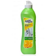 Средство д/посуды Адриоль апельсин 0,5л